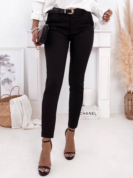 BASIC BLACK PANTS
