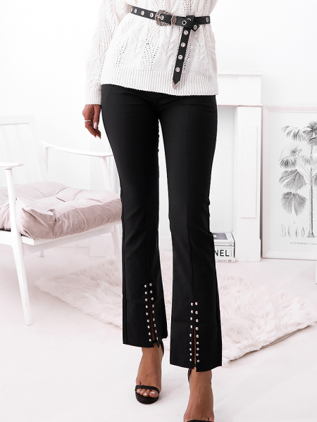 DOMINO BLACK PANTS