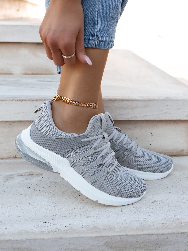 CLAIRE GREY SNEAKERS