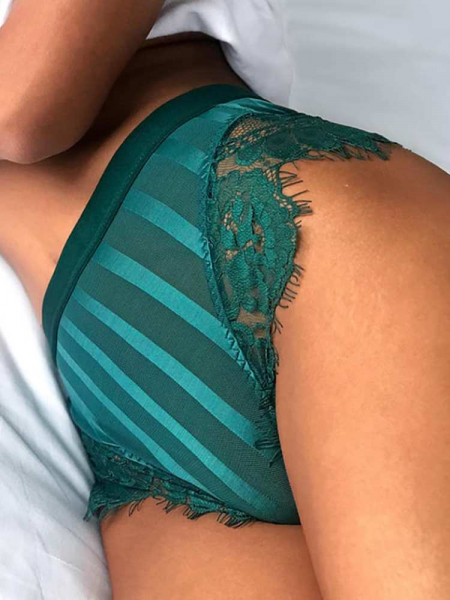 LADY EMERALD BRAZILIAN SLIP