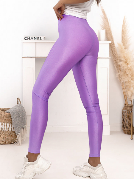 SUPER LYCRA LILLAC LEGGINGS