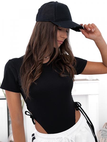 TRUCKER HAT BLACK