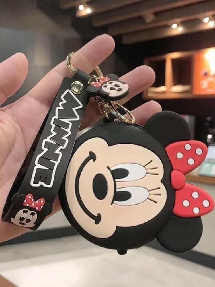 DISNEY KEY HOLDER WITH COIN PURSE
