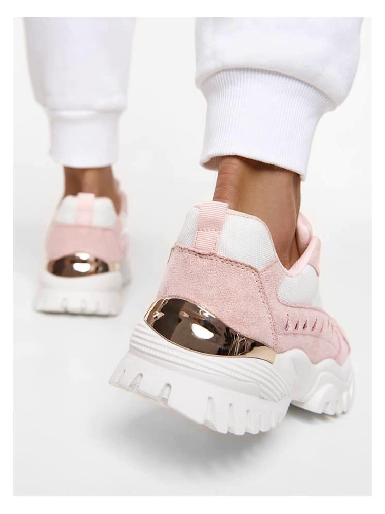 WALK PINK SNEAKERS