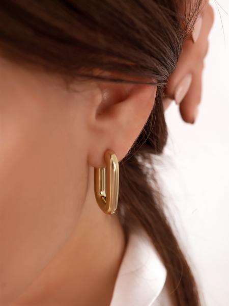 AVRIL GOLD EARRINGS