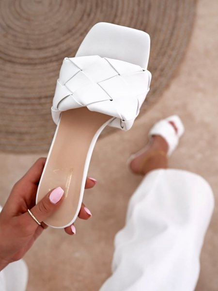 CATALINA WHITE MULES