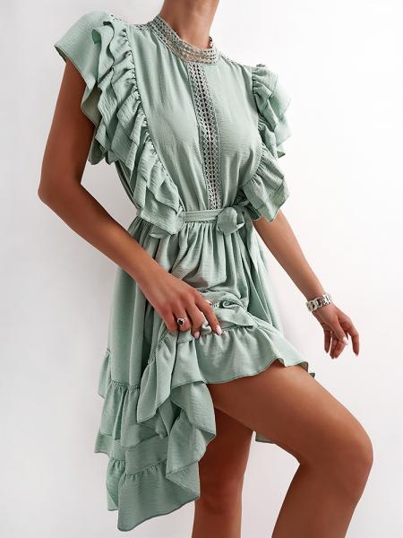 AVIANA MINT DRESS