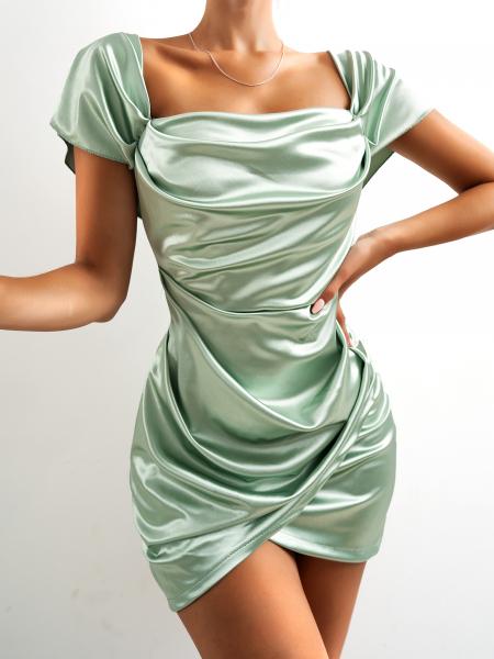RHEA MINT DRESS