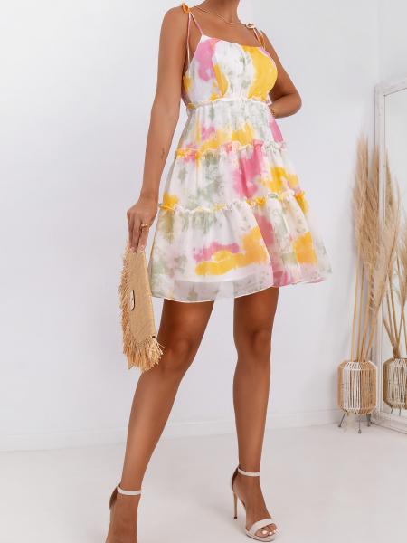 LILY RAINBOW DRESS
