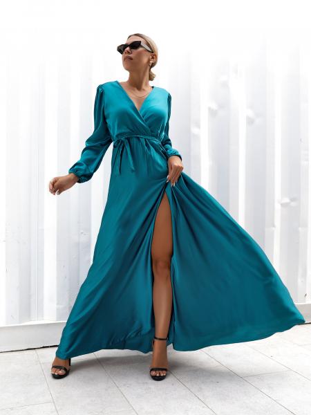 FATALITY PETROL MAXI DRESS