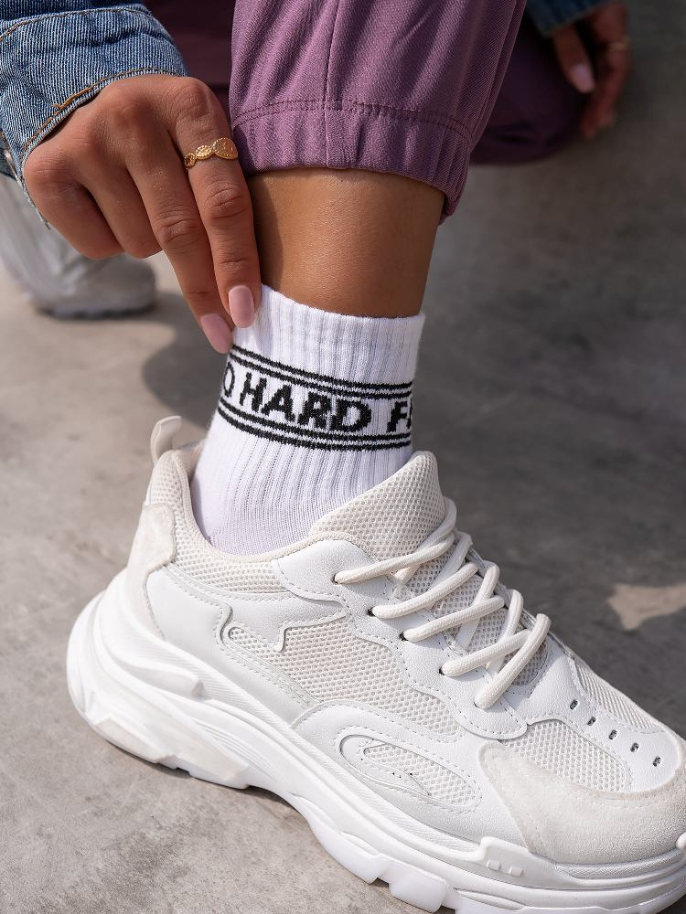 FEELINGS BASKET SOCKS