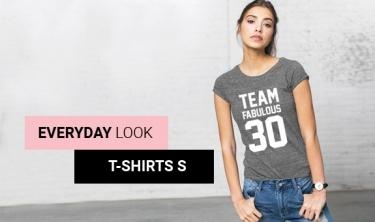 T-shirts S