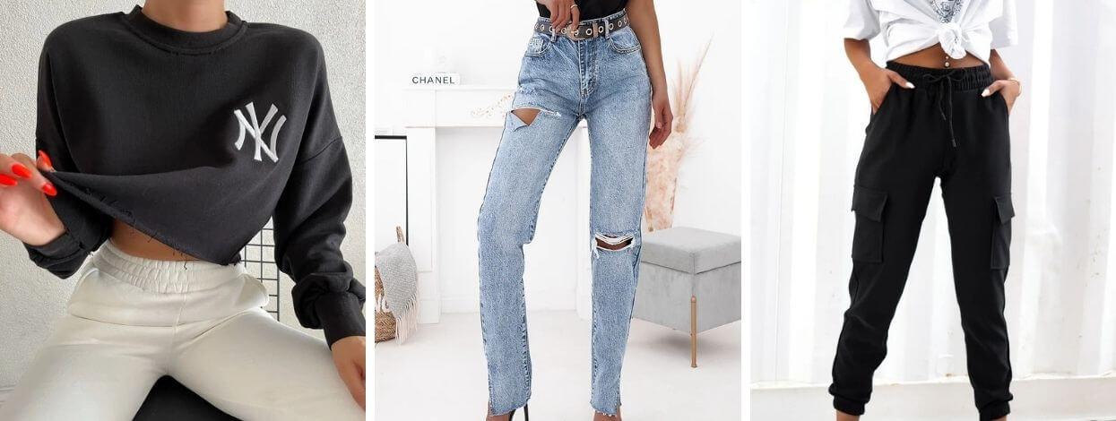 Βασικά key items παντελόνι