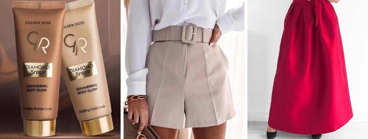 Ρούχα για Νονά Φούστα