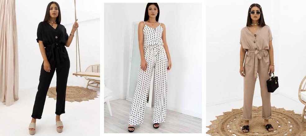 Basic Ρούχα 2019  - Ολόσωμες Φόρμες