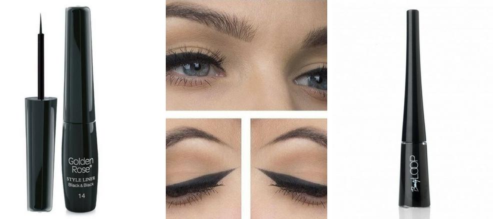 eyeliner σχημα προσωπου