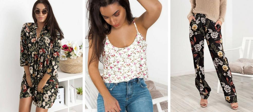 Μην περιμένεις άλλο! Στη συλλογή του FashionRoom θα βρεις την αγαπημένη σου  floral εκδοχή! 77512be2c59