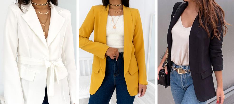 Γυναικεία Σακάκια Άνοιξη 2019