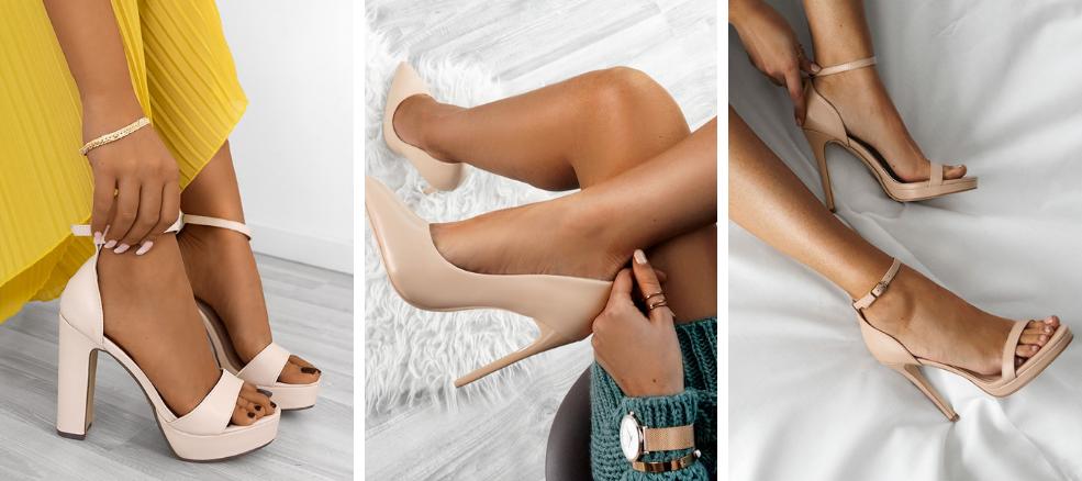 Γυναικεία Παπούτσια 2019 - Nude