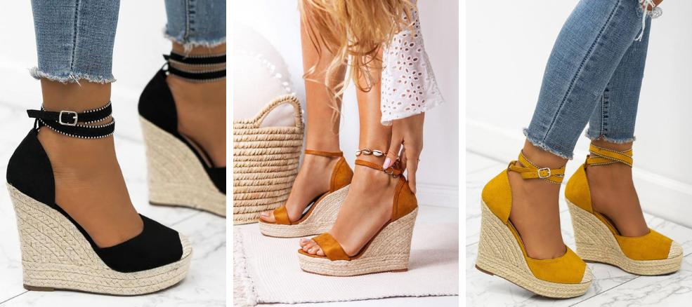 Γυναικεία Παπούτσια 2019 - Πλατφόρμες