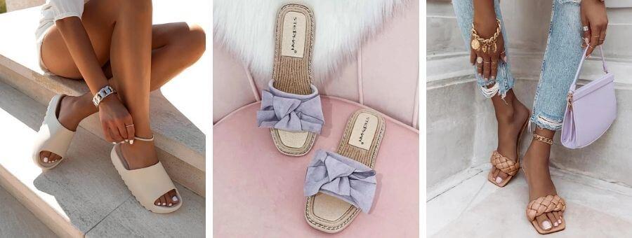 Σούπερ καλοκαιρινά γυναικεία παπούτσια