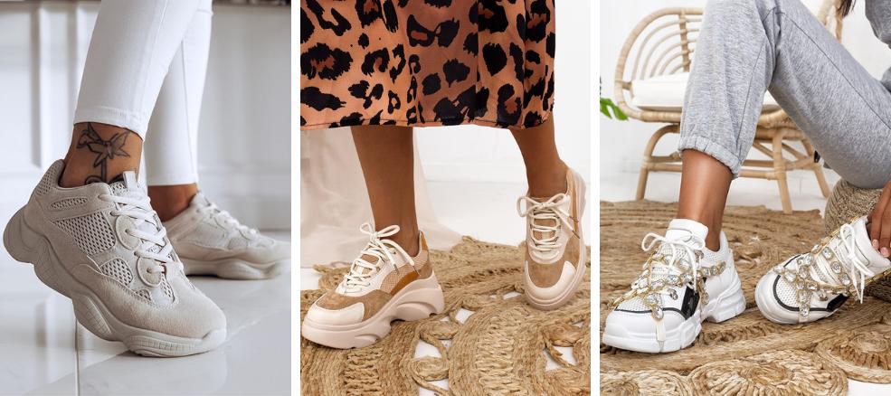 Sneakers για το φθινόπωρο