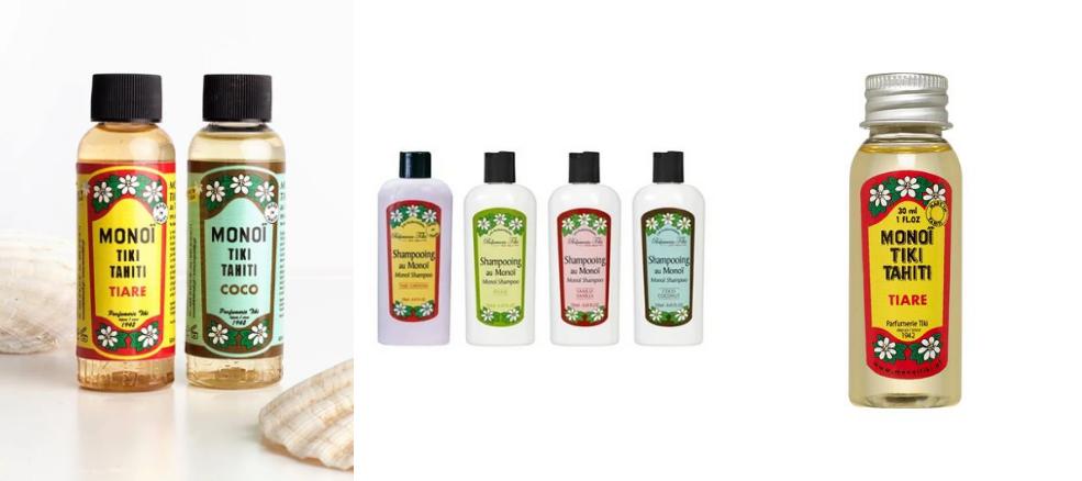Λαδάκι Ενυδάτωσης Monoi Tiki Tahiti και Shampoo
