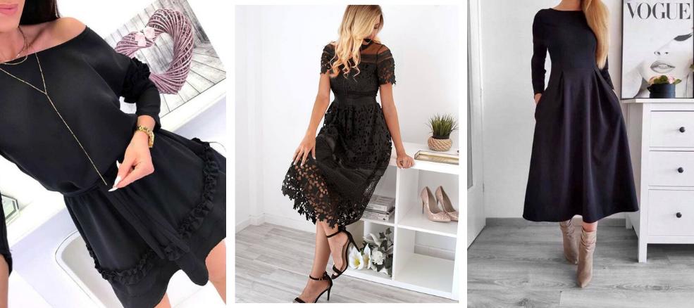 9edd48ea3e58 Little Black Dress! Το κλασικό μαύρο φόρεμα πρέπει οπωσδήποτε να ...