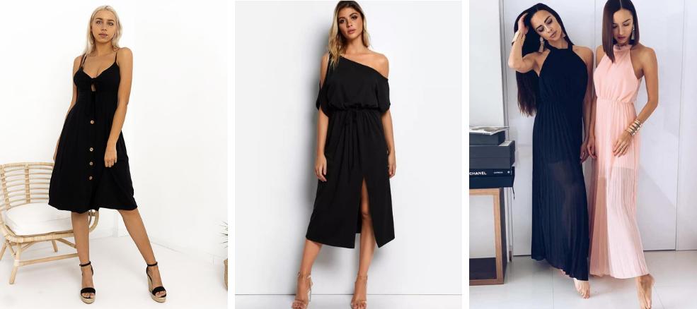 μαύρο-φόρεμα