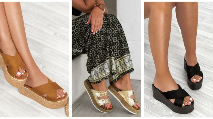 Ανακάλυψε τα πιο stylish flat παπούτσια για το καλοκαίρι ... ad6c001a7f8
