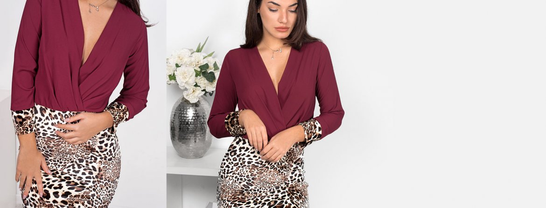 Leopard LOVERS !!Πώς να συνδυάσεις σωστά ένα Leopard ρούχο ... 7138e4e4ad8