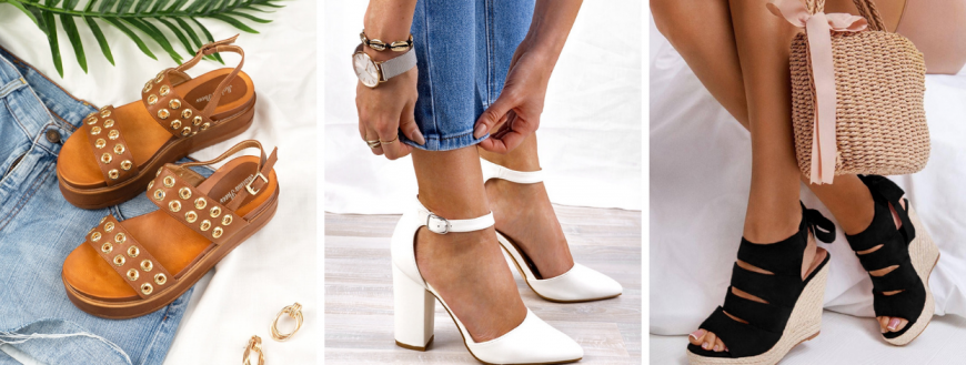 cb20be981d56 Γυναικεία Παπούτσια 2019  Ποια θα φορεθούν περισσότερο