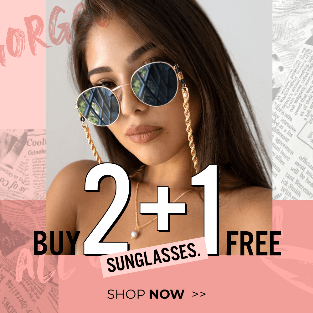Sunglasses offer